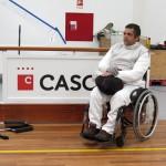 Torneio Internacional de Esgrima em Cadeira de Rodas e para Cegos