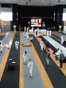 Circuito Europeu Esgrima - Viana do Castelo 2017