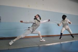 Super Taça Feminina - Maria Spínola (á esquerda) x Teresa Afonseca (à direita)