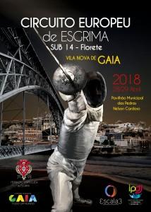 Circuito Europeu-Gaia-2018 Final
