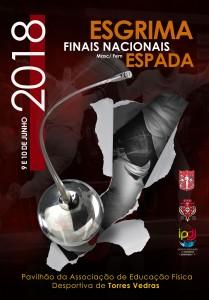cartaz Finais NACIONAIS-ESPADA_2018_V2